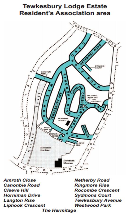 Estate Map