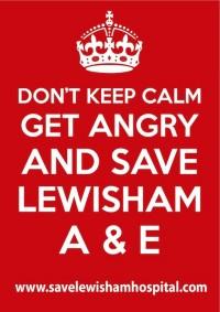 lewishamhospital poster