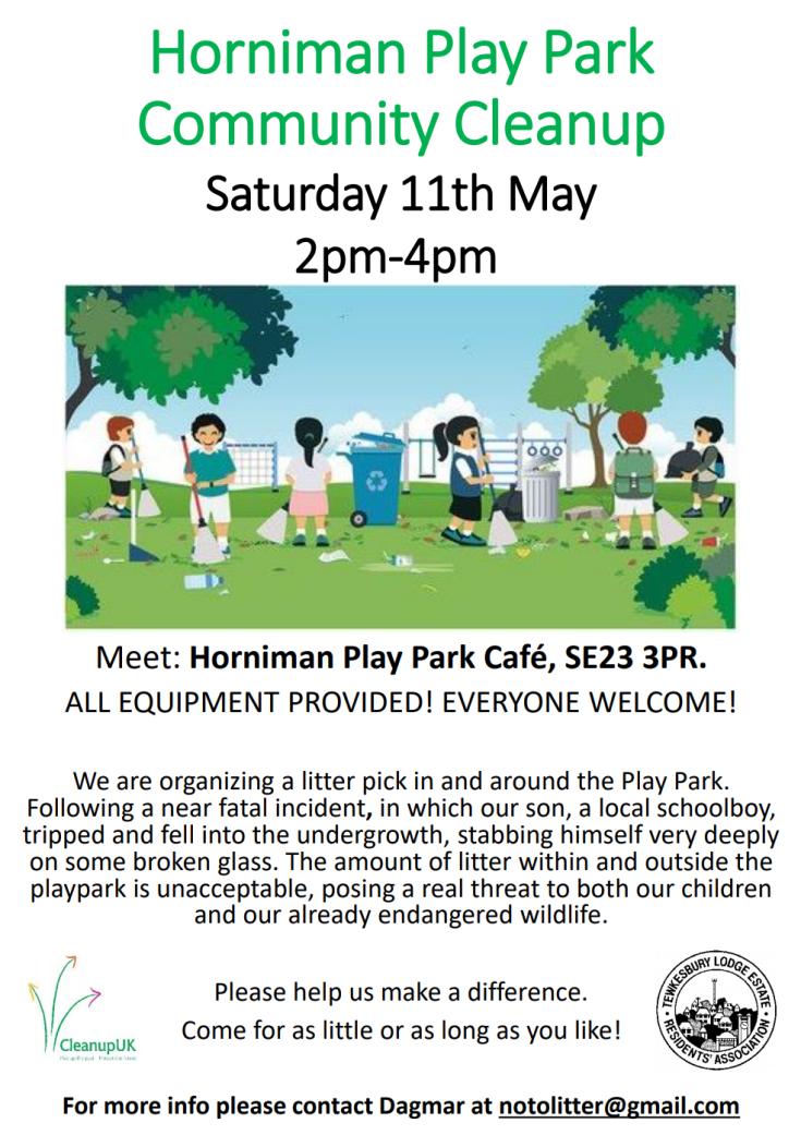 horniman play park